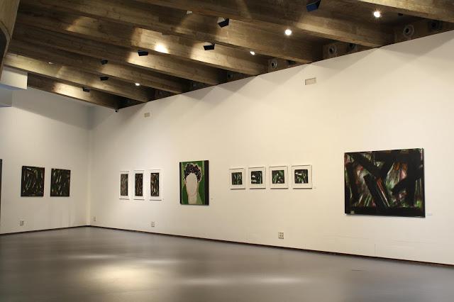 Artetokia - Noticias sobre exposiciones de arte en Bastero, Andoain - entre el ser y la sombra