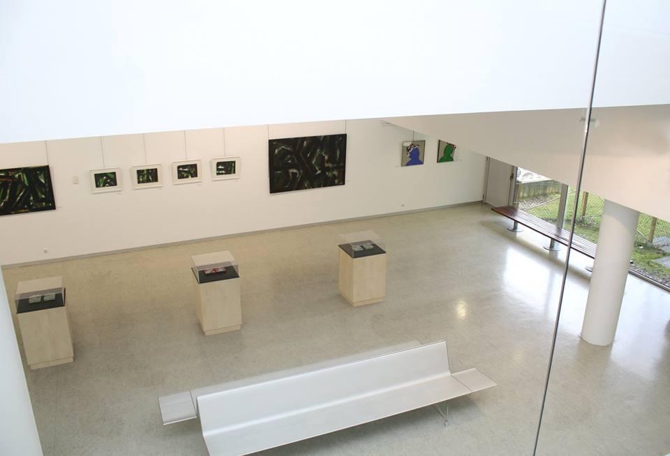 Exposición de Frédéric Gutierrez  Barde