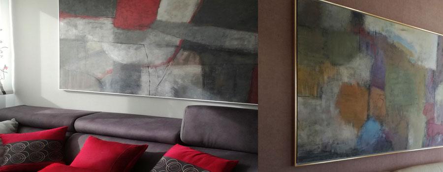 Artetokia, enmarcación de cuadros, arte y obra original en Hernani, cerca de Donostia - San Sebastián